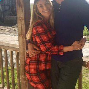Flannel Christmas PJs!